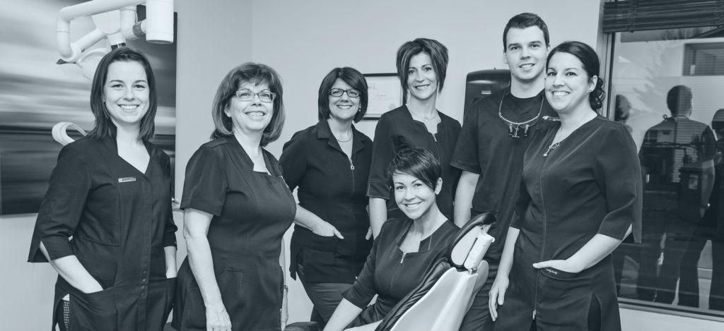 Équipe - Clinique dentaire Nathalie Ross