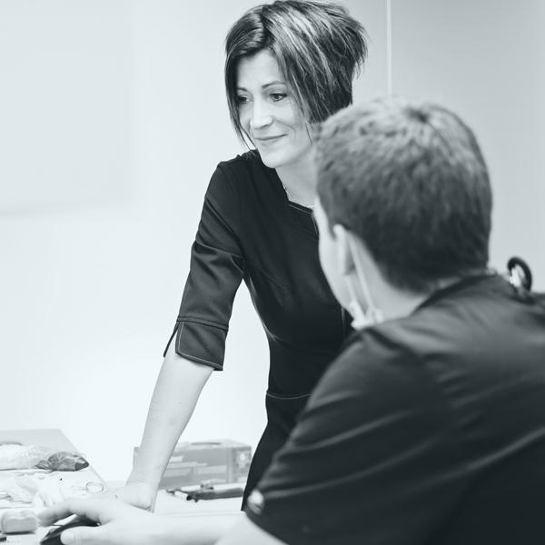 Nancy Cloutier - Assistante dentaire